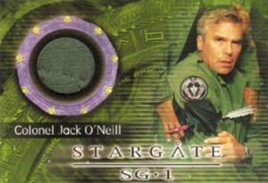 2003 Stargate SG-1 Season 5 Costume Cards C13