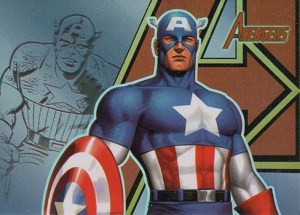 2006 Complete Avengers Legendary Heroes
