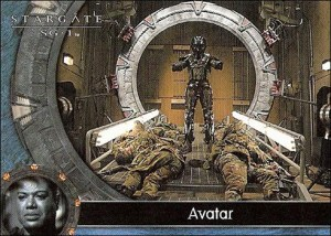 2006 Stargate SG-1 Season 8 Base