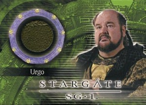 2006 Stargate SG-1 Season 8 Costume Cards C33