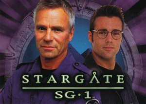 2006 Stargate SG-1 Season 8 DS1