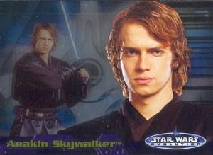 2006 Topps Star Wars Evolution Update Base