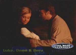 2006 Topps Star Wars Evolution Update Checklist