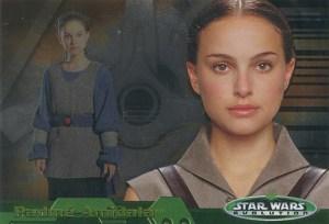 2006 Topps Star Wars Evolution Update Evolution B