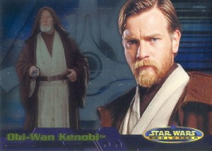 2006 Topps Star Wars Evolution Update Promo Card P1