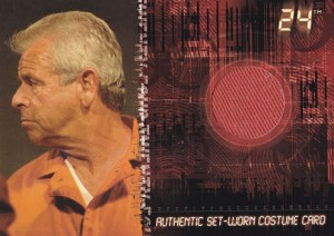 2007 24 Season 4 Expansion Costume Cards C5