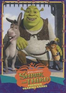 2007 Shrek the Third Promo Card S3-3