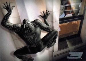 2007 Spider-Man 3 Black