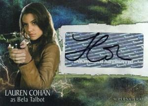 2008 Supernatural Season 3 A19 Lauren Cohan