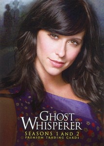 2009 Ghost Whisperer Seasons 1 and 2 Promo Card NSU 500