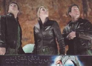 2009 Stargate Heroes Continuum