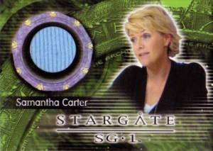 2009 Stargate Heroes Costume Cards C59