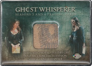 2010 GhostWhisperer Seasons 3 and 4 SDCC Prop Map
