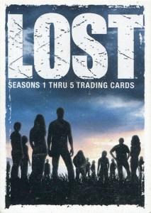 2010 LOST Seasons 1 Thru 5 Base