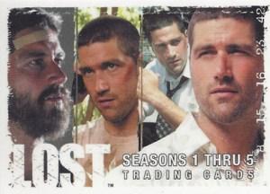 2010 Rittenhouse LOST Seasons 1 Thru 5 P1