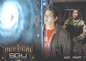2010 Stargate Universe Season 1 Base