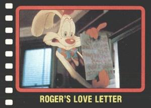 1988 Who Framed Roger Rabbit Base