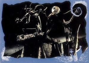 1993 Nightmare Before Christmas Base