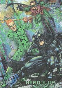1995 Batman Forever Metal Base