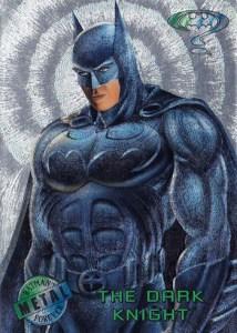 1995 Batman Forever Metal Silver Flasher