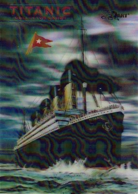 1998 Titanic Jumbo Lenticular