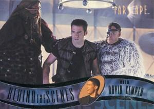 2002 Farscape Season 3 Behind the Scenes