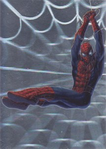 2002 Spider-Man Spidey Hologram