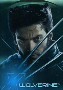 2003 X-Men 2 X-Treme Foil