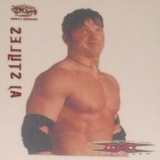 2004 Pacific TNA Tattoos AJ Styles