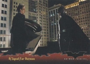 2005 Batman Begins Base