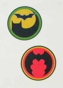 2005 Batman Begins Tattoos