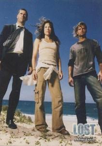 2005 Inkworks LOST Season 1 Promo Cards L1-PN