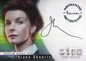 2006 4400 Season 1 A1 Jacqueline McKenzie