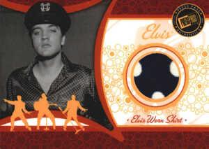 2006 Elvis Lives Elvis Worn Memorabilia EWS1