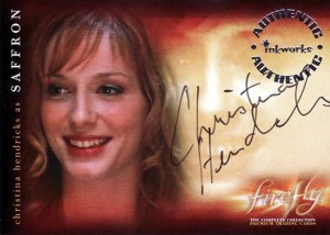 2006 Firefly A10 Christina Hendricks