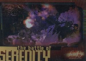 2006 Firefly Battle of Serenity