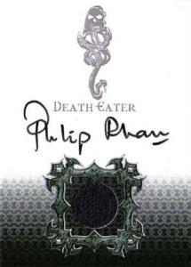 2006 Harry Potter Memorable Moments DE3 Phillip Rham