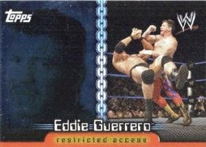 2006 Topps WWE Insider Champions Foil