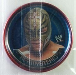 2006 Topps WWE Insider Coin