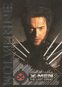 2006 X-Men The Last Stand Wolverine Portrait of a Hero