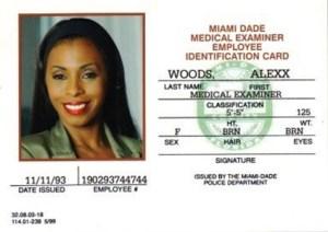 2007 CSI Miami Series 2 ID Badge