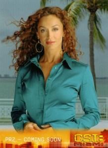 2007 CSI Miami Series 2 Promo Card P2