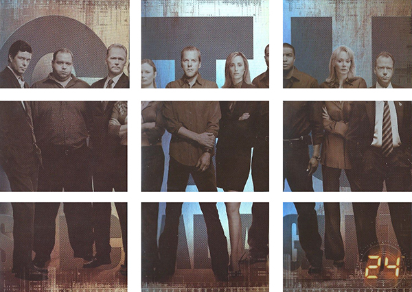 2008 24 Season 5 Puzzle