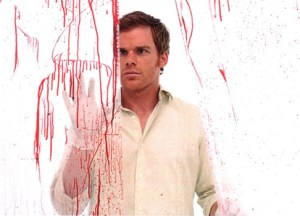 2009 Dexter Seasons 1 and 2 Promo Card