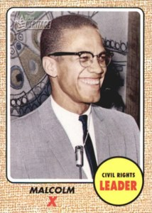 2009 Topps American Heritage Base Civil Rights Leaders