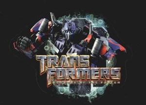 2009 Transformers Revenge of the Fallen Base