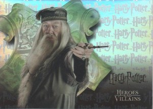 2010 Harry Potter Heroes and Villains Box Topper