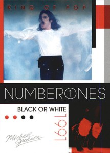 2011 Michael Jackson Number Ones