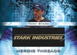 2013 Iron Man 3 Heroic Threads Patch