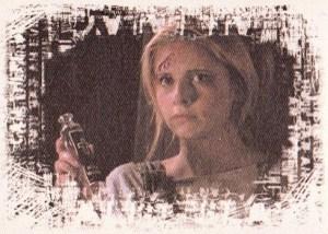 2000 Inkworks Buffy the Vampire Slayer Reflections Base